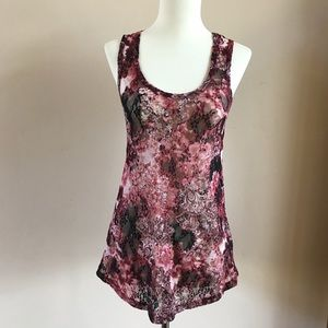 NWT SHIMMERY SWEET CAMISOLE TOP